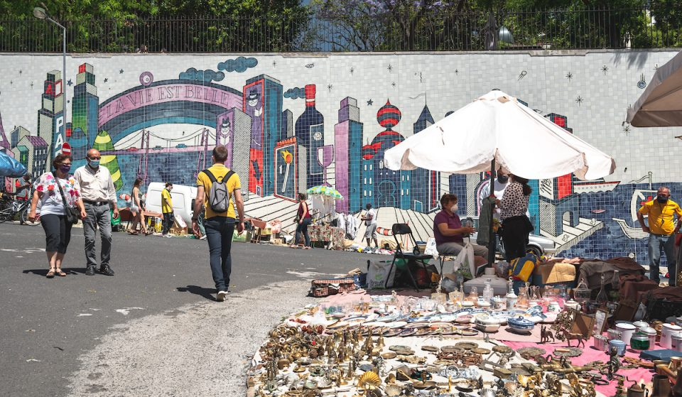 Feira do Mocho regressa ao Mercado de Santa Clara