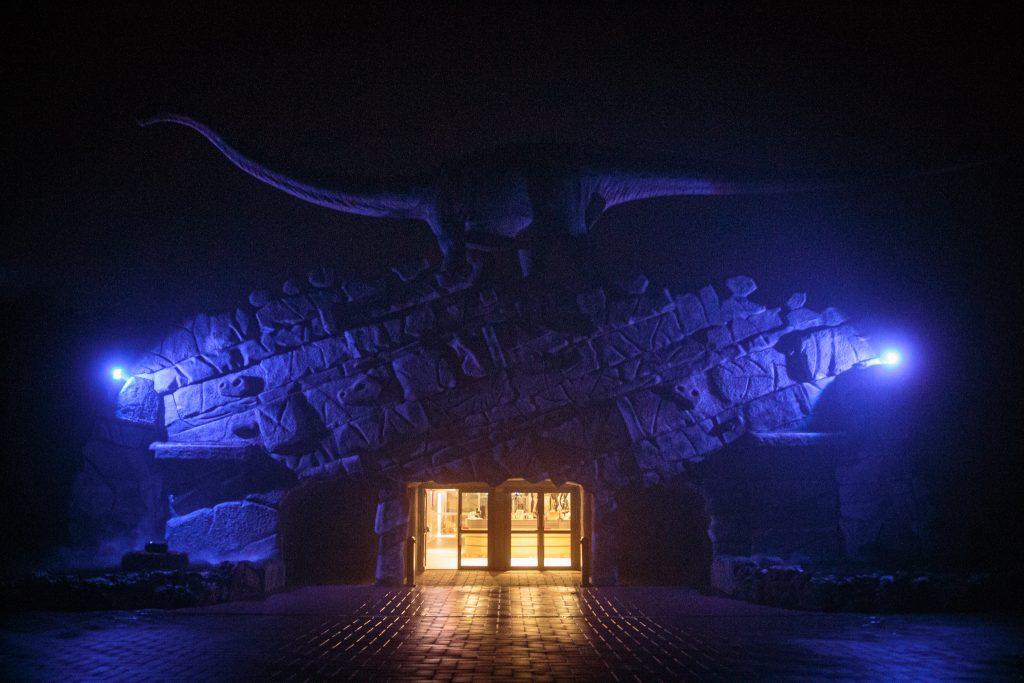 Dino Parque vai ter duas Noites Jurássicas