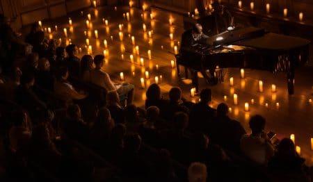 A não perder: as bandas sonoras dos melhores filmes de sempre à luz das velas
