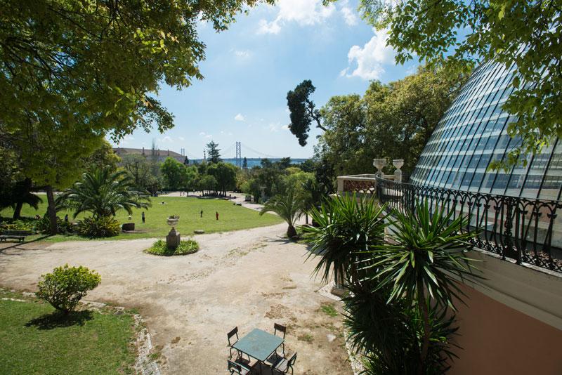 Jardim da Tapada das Necessidades