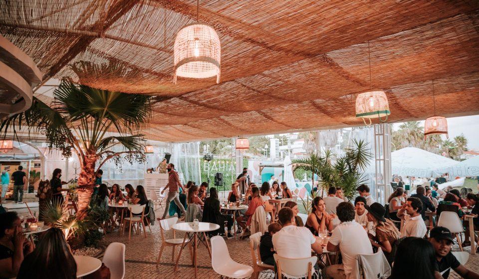 Há jantar de Halloween no Bahia Beach Club, com Menu Especial e dois Cocktails do Além