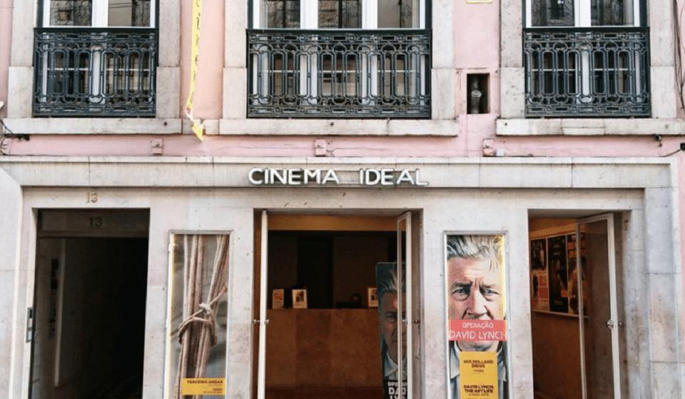 Lojas Históricas de Lisboa: Cinema Ideal, a sala de cinema mais antiga de Lisboa