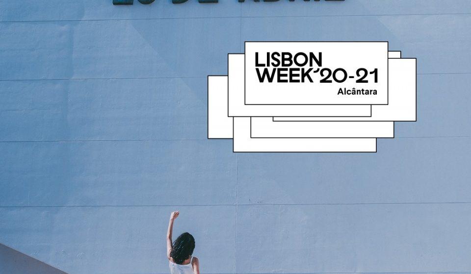 LisbonWeek regressa à cidade e estende-se até fevereiro 2021