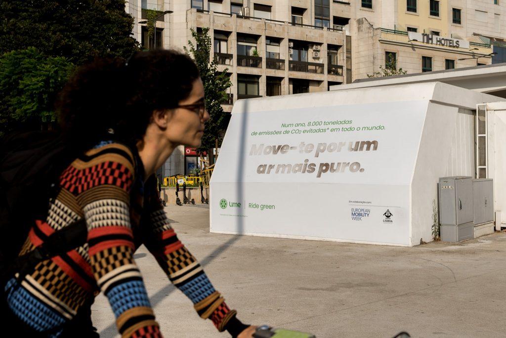 Lisboa vai instalar 200 sensores de medição da qualidade do ar