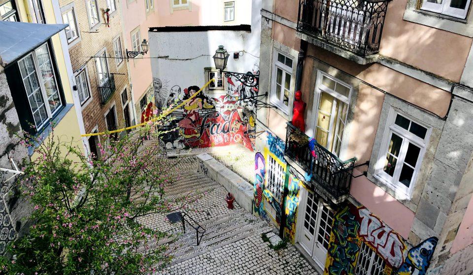 8 escadinhas e escadas de Lisboa que tens de descer (ou subir)