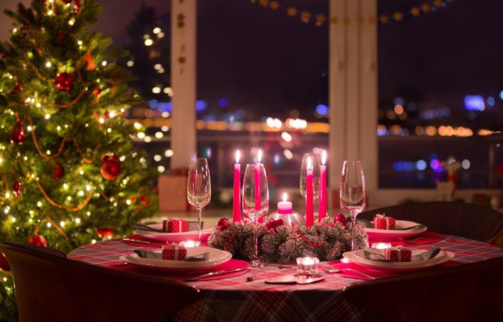 Desfruta de um Jantar de Natal às escuras, nesta experiência sensorial única