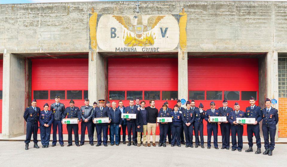 Já podes reservar o teu Pinheiro Bombeiro e ajudar os Bombeiros Voluntários Portugueses