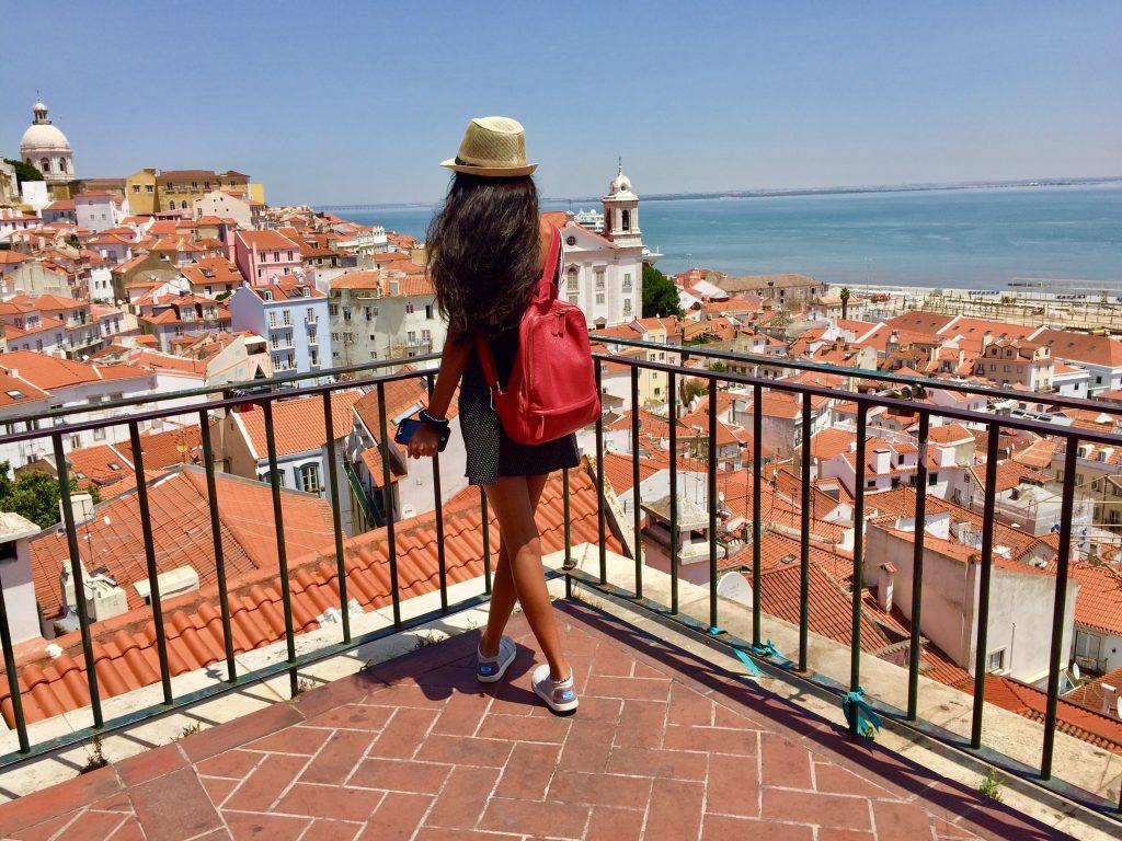 Lisboa está mais quente… mas só até à próxima segunda-feira