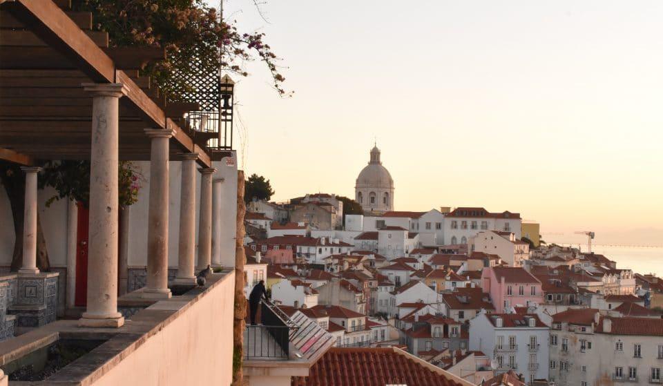 Os 10 locais preferidos dos nossos leitores para aproveitar as cores do outono em Lisboa