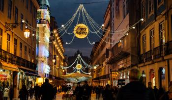 Natal na Baixa: um dos melhores sítios de Lisboa para fazer compras