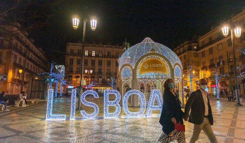 Como será o Natal de 2020 em Lisboa?