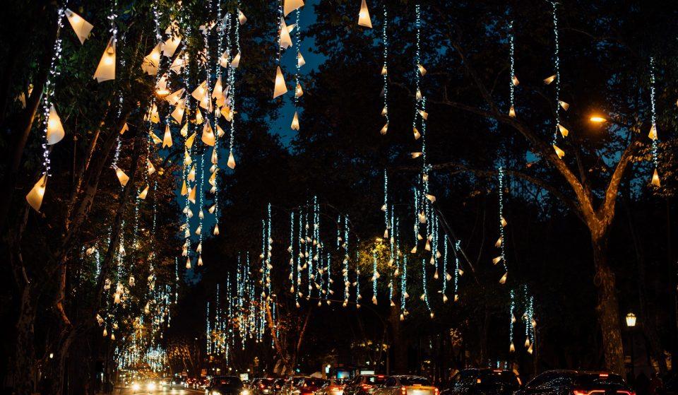 Natal na Avenida da Liberdade: dois passeios com lojas do mundo inteiro