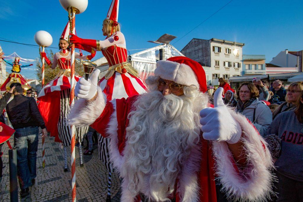 Almada volta a ter um Natal cheio de cultura e diversão