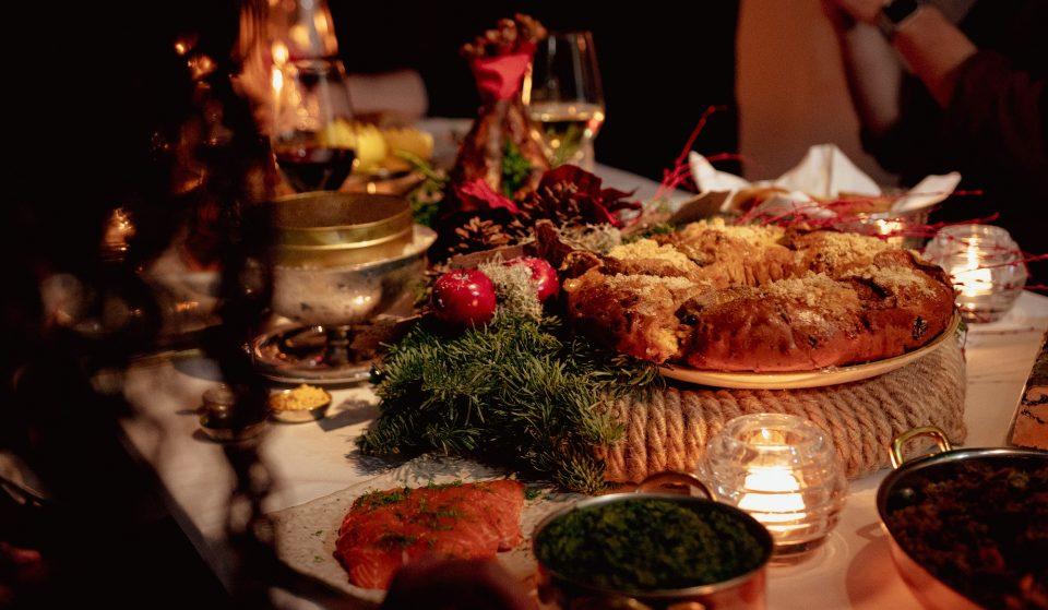 5 Ceias de Natal e Jantar de Réveillon com entrega em casa