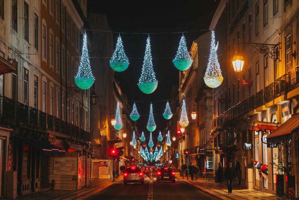 O Natal nos teus bairros preferidos de Lisboa