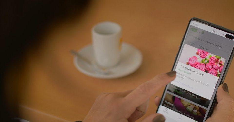 Alvalade promove comércio local através de aplicação para telemóvel