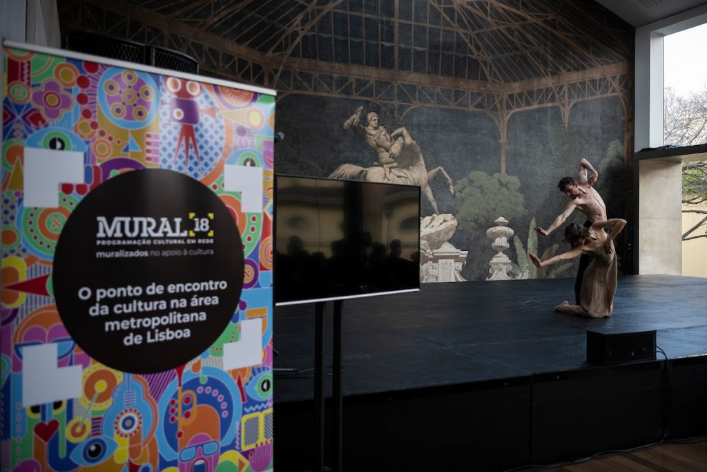 Projeto Mural 18 quer apoiar a cultura e os artistas da Área Metropolitana de Lisboa