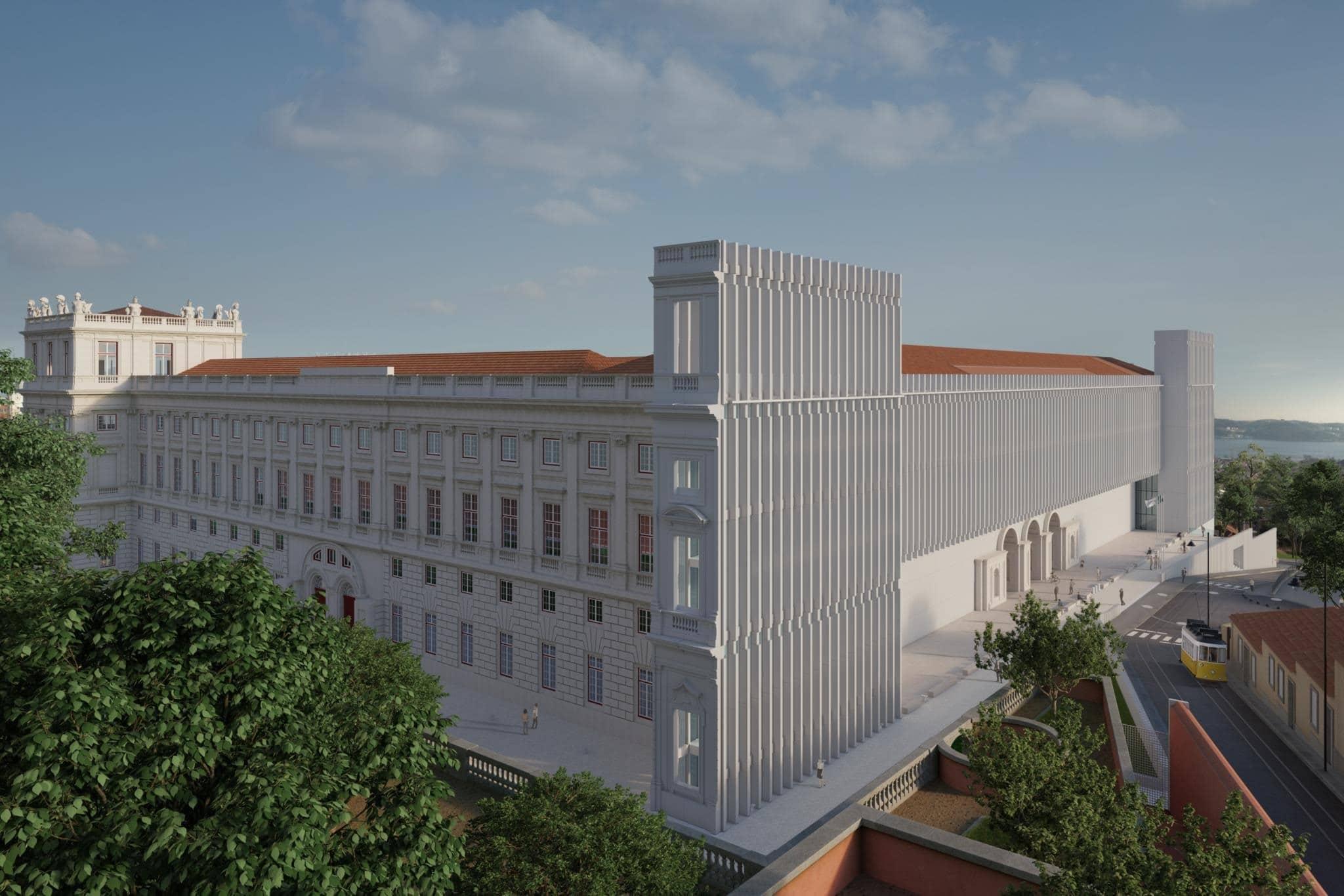 projeto museu real do tesouro