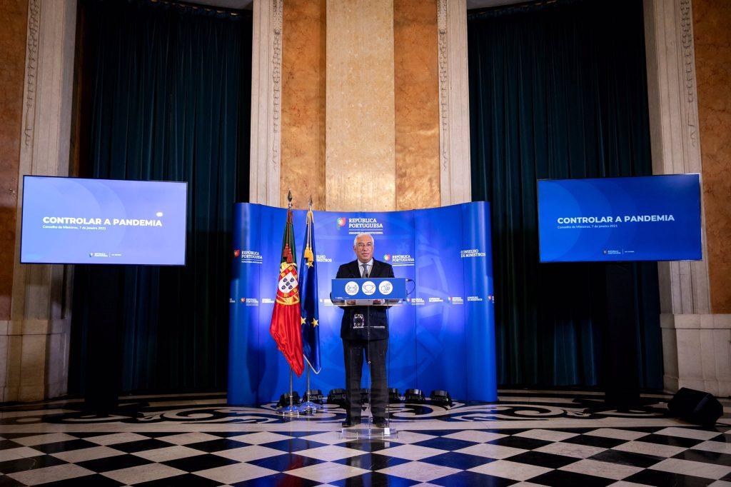 Portugal entra em confinamento geral: conhece todas as medidas