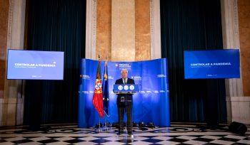 Portugal entra em confinamento geral, mas escolas ficam abertas: conhece todas as medidas