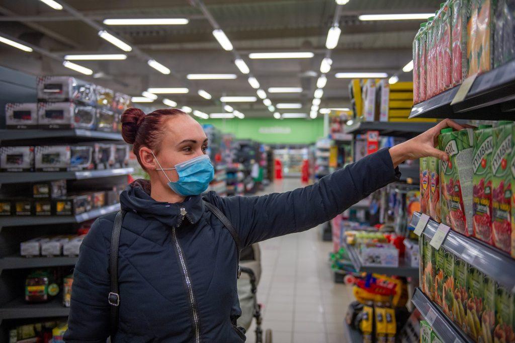 Supermercados sem restrições de horários no novo confinamento