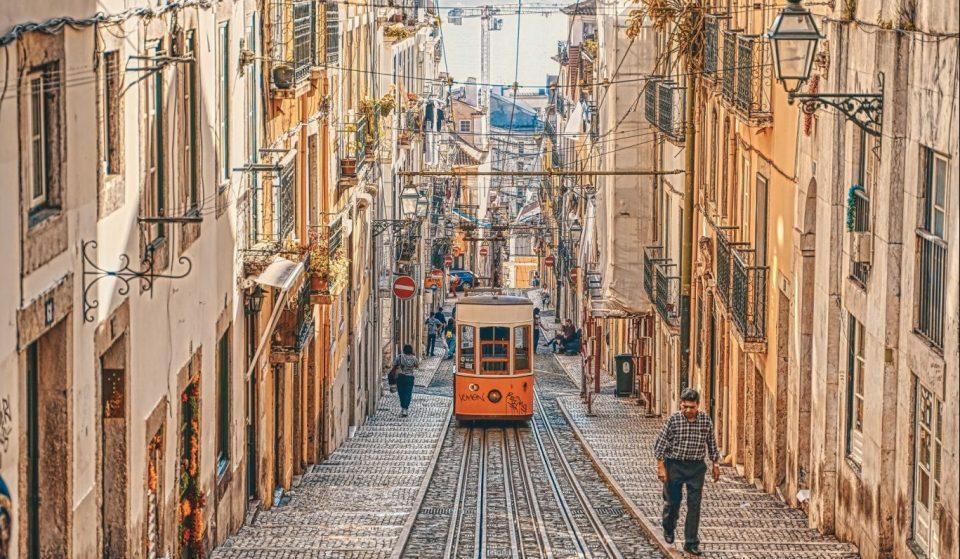 Ascensor da Bica: um dos mais pitorescos de Lisboa