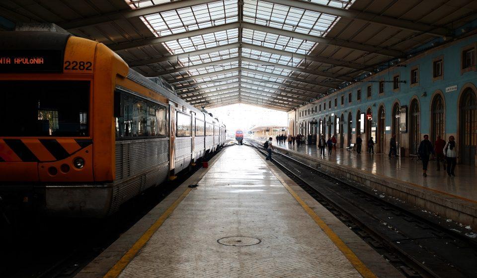 As nossas estações de comboio preferidas em Lisboa