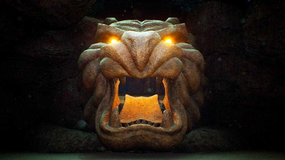 Este intrigante Escape Room online vai colocar-te na pista de uma lâmpada mágica