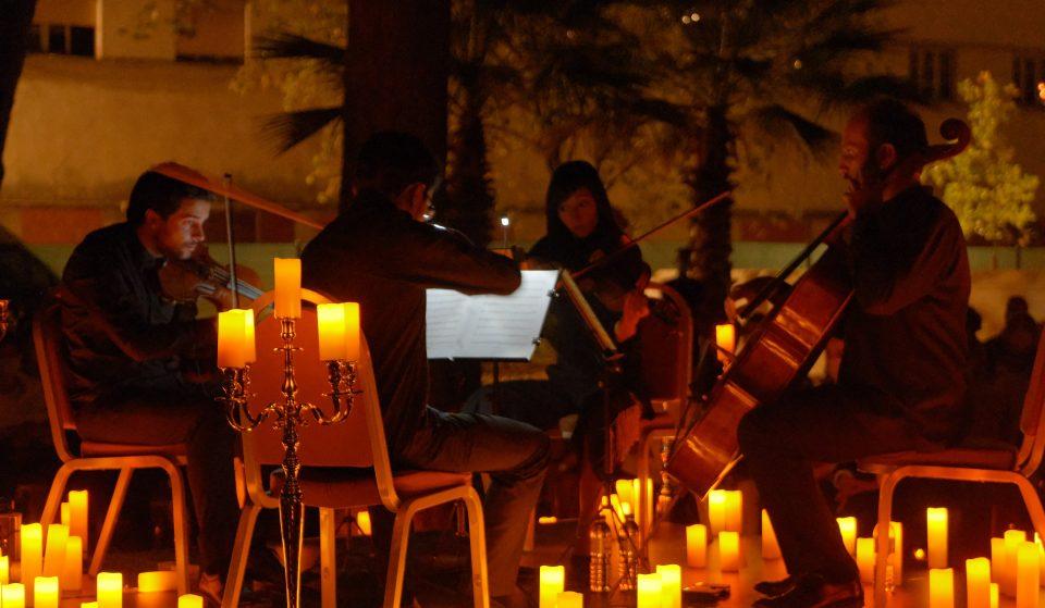 Candlelight Open Air: concertos à luz das velas ao ar livre em Lisboa