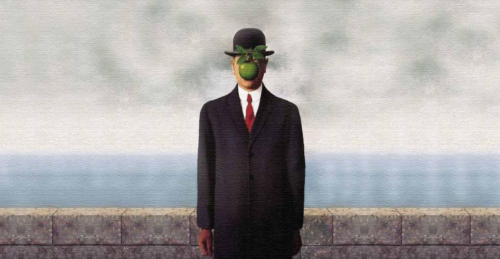 o filho do homem de magritte - visita virtual