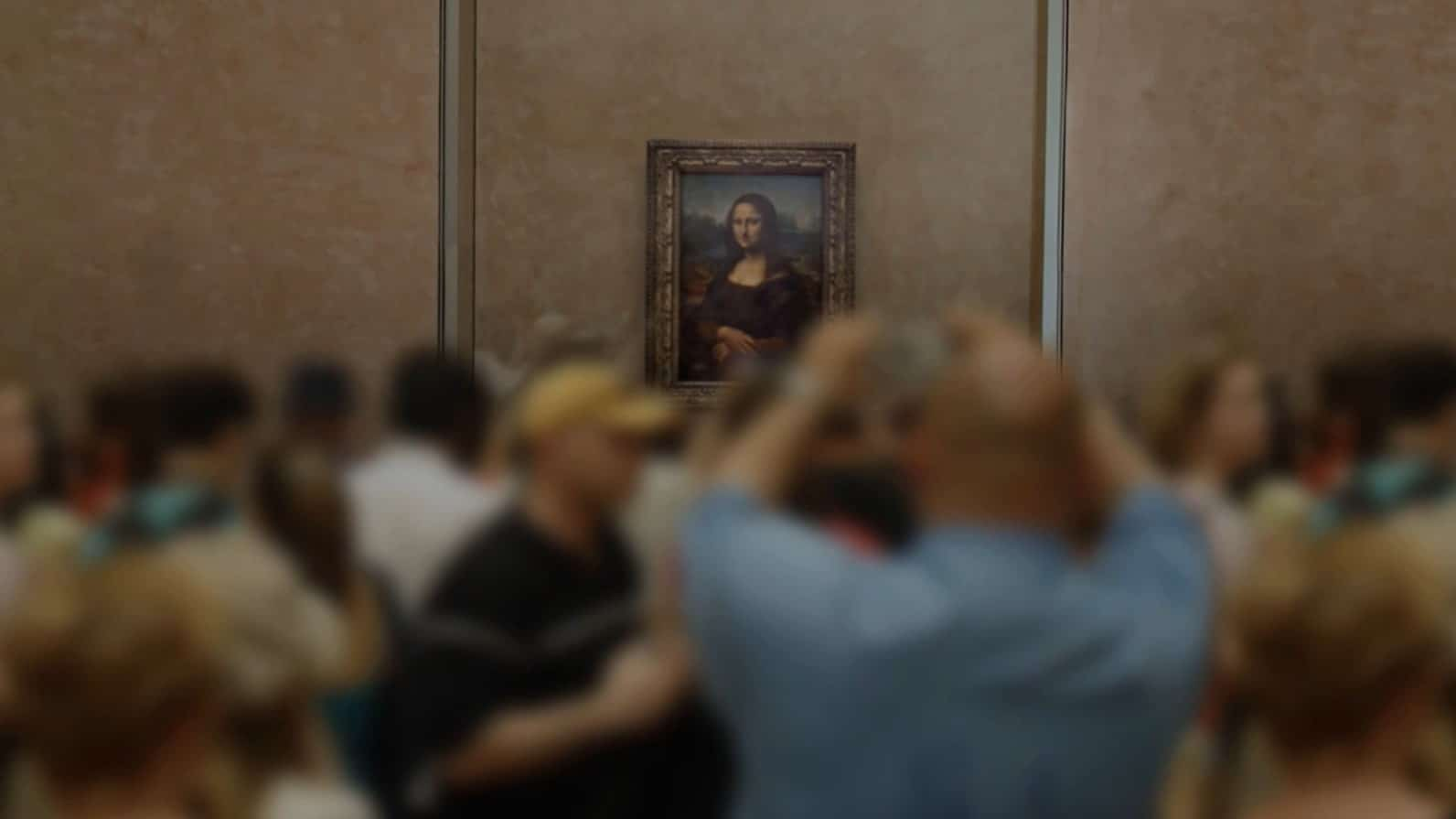 museu do louvre - visita virtual