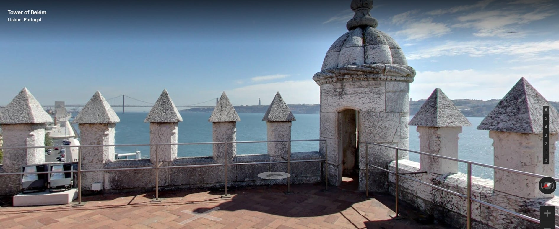 museus nacionais - visita virtual torre de belém
