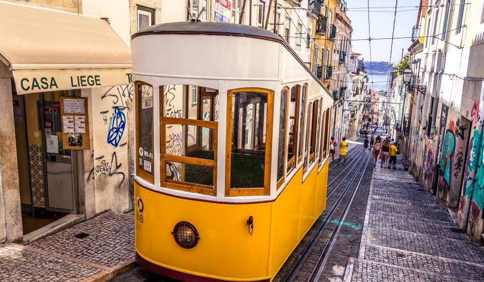 Ascensor da Bica: um dos mais pitorescos e fotografados de Lisboa