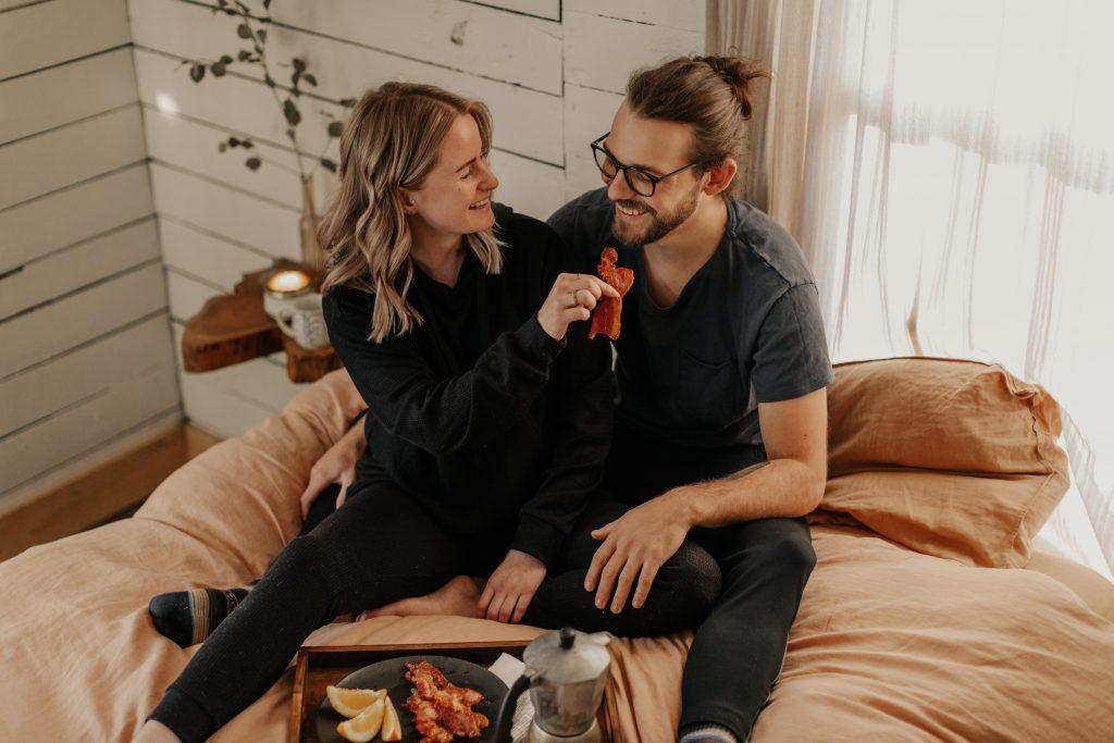 7 ideias deliciosas e aromáticas para um Dia dos Namorados diferente… em casa