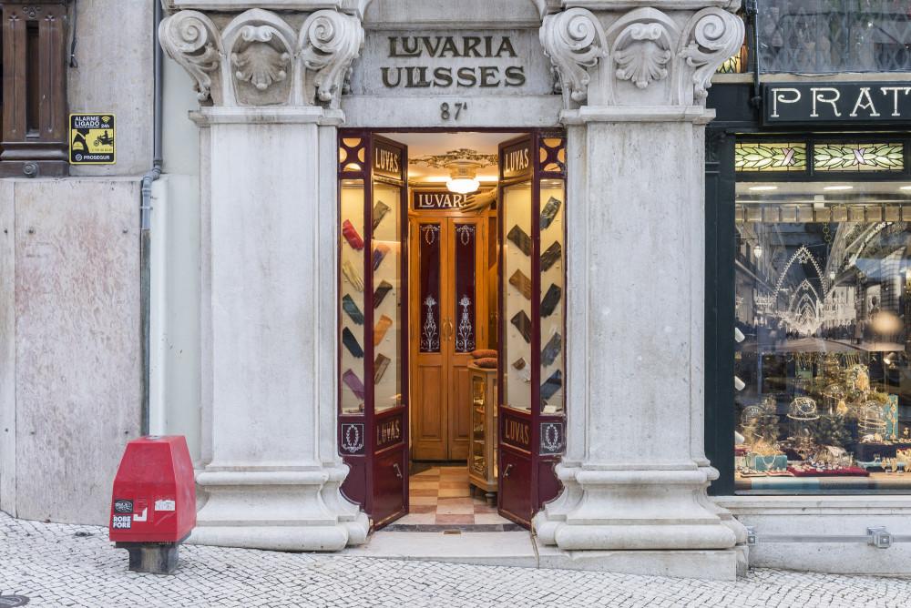 Lojas Históricas de Lisboa: Luvaria Ulisses, pequena no tamanho, mas grande tradição