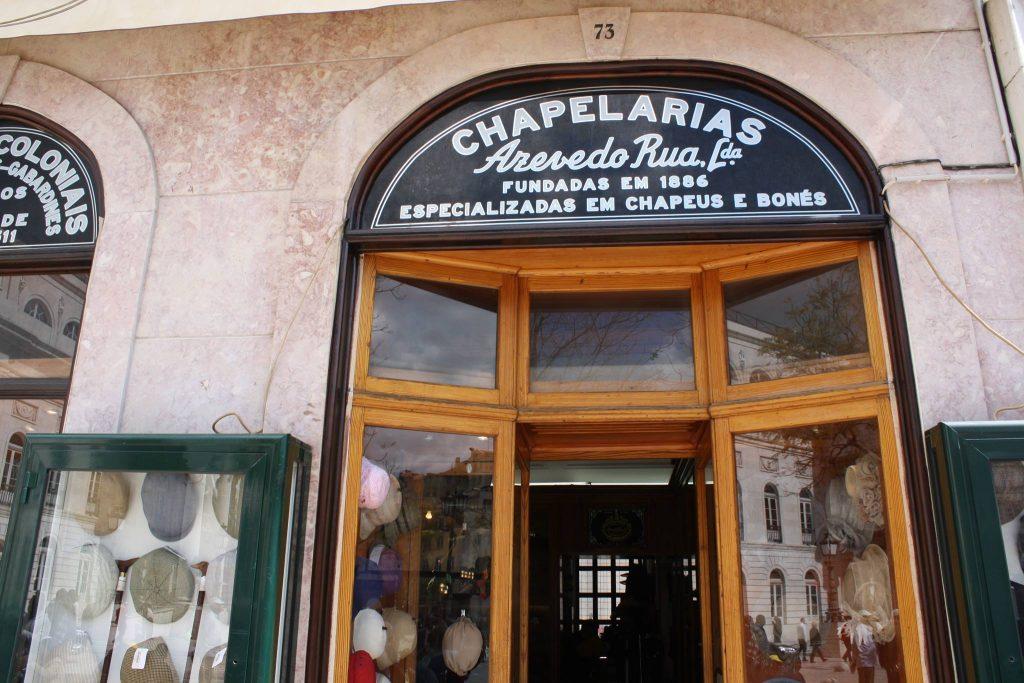 Lojas Históricas de Lisboa: Chapelaria Azevedo Rua, a mais antiga de Portugal