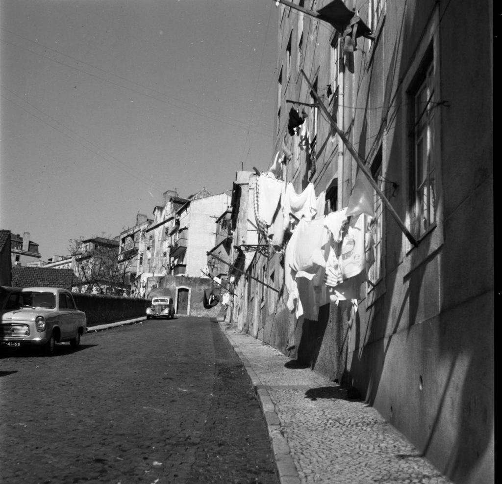 Sítios insólitos em Lisboa: a história da Rua da Triste-Feia