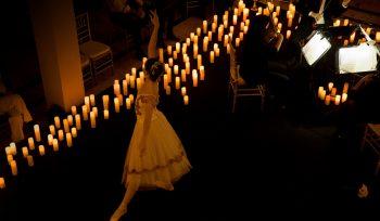A Estufa Fria vai receber um concerto Candlelight de Tchaikovsky com ballet