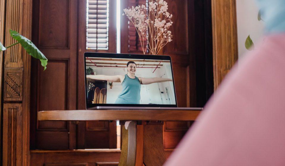 Transforma a tua casa num ginásio e mantém-te em boa forma física