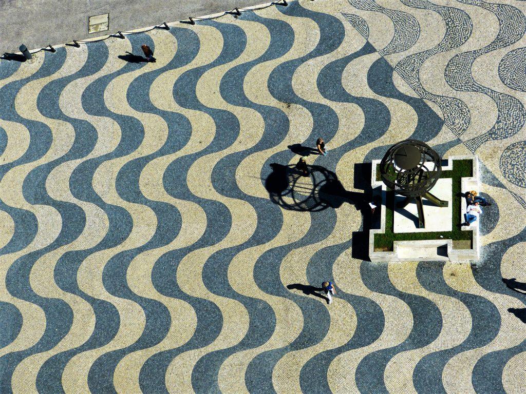 A história da calçada portuguesa e dos calceteiros em Lisboa