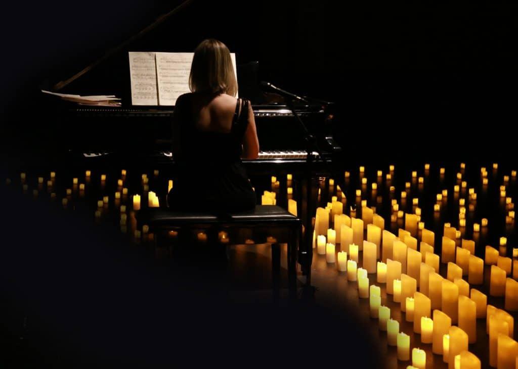 A Estufa Fria vai receber um concerto Candlelight de Chopin & Debussy