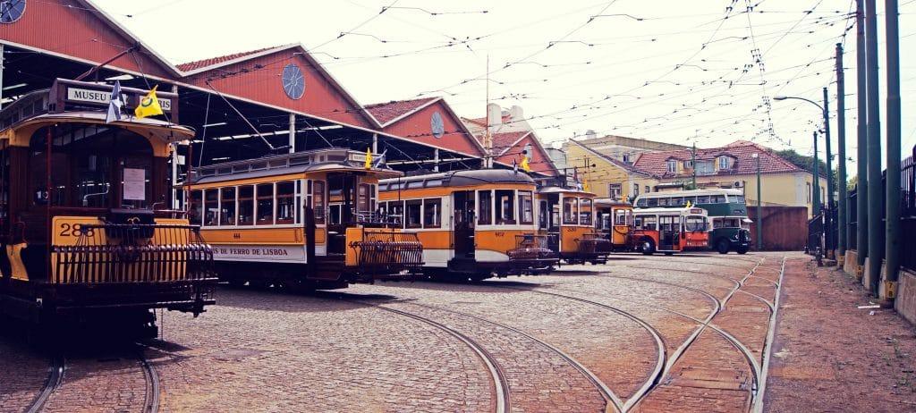 Museu da Carris, a evolução da mobilidade na cidade de Lisboa
