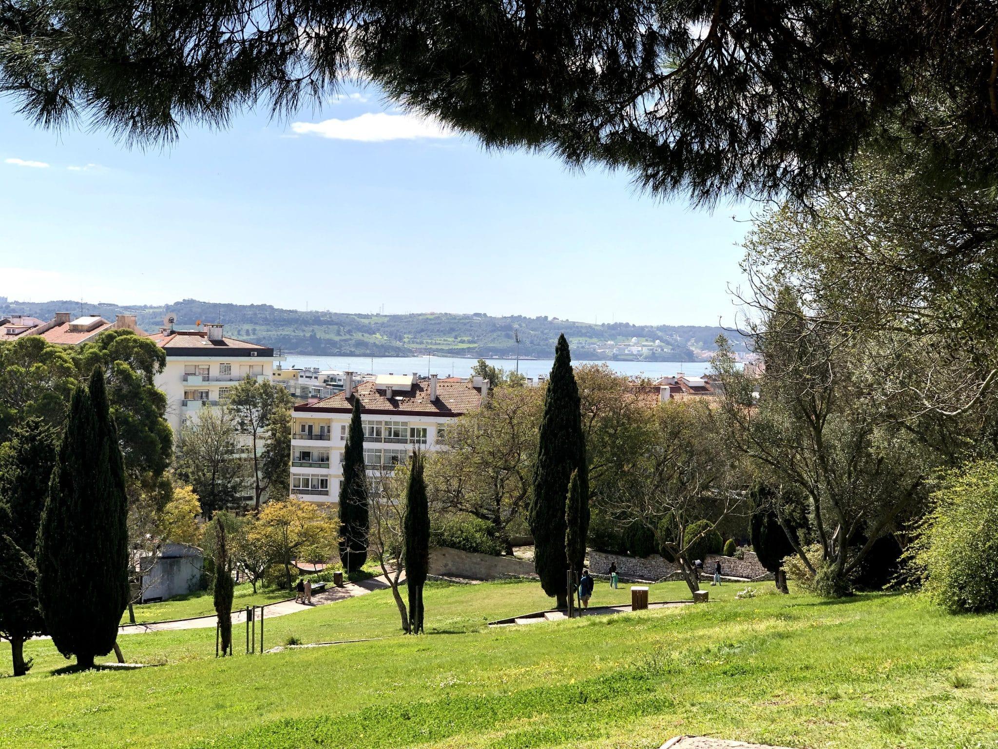 Zona Verde Parque Moinhos de Santana