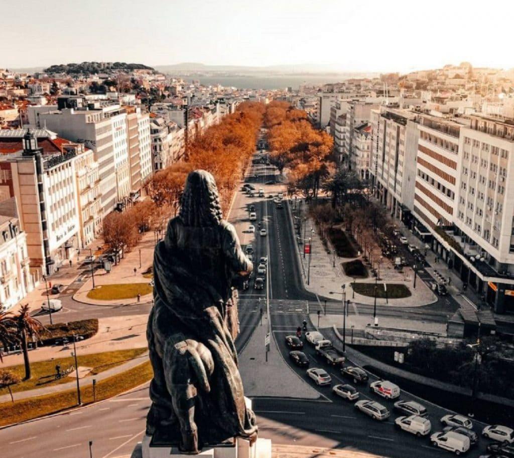 A importância do Marquês de Pombal depois do terramoto de 1755 em Lisboa