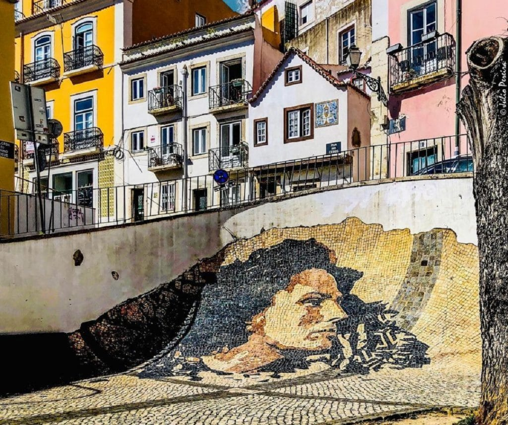 Calçada portuguesa vai candidatar-se a Património Cultural Imaterial