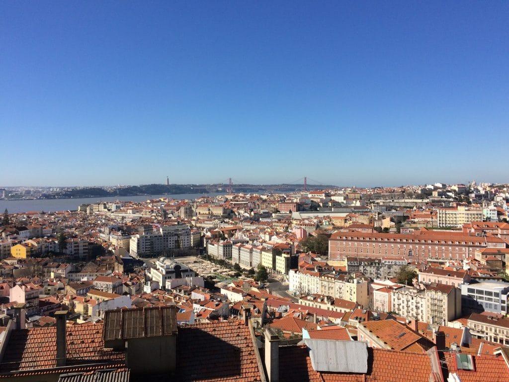 Lisboa foi considerada uma das 21 cidades do futuro