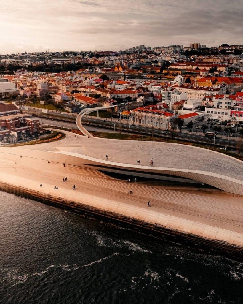 MAAT, o museu mais moderno de Lisboa