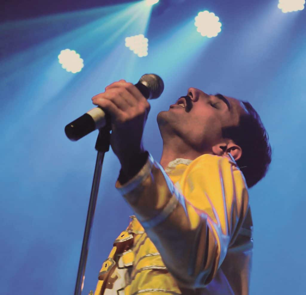 Tributo aos Queen, o concerto imperdível para todos os fãs da banda de Freddie Mercury