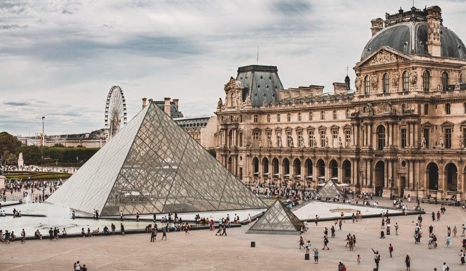 O Museu do Louvre disponibiliza, online e grátis, quase 500 mil obras