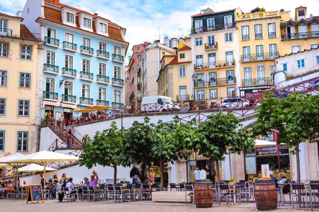 Lisboa está OK para desconfinar: cultura, eventos ao ar livre, restaurantes e centros comerciais reabrem dia 19 de abril